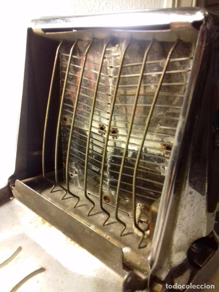 Antigüedades: tostadora VINTAGE FLUDOR. Argentina. - Foto 7 - 64393523