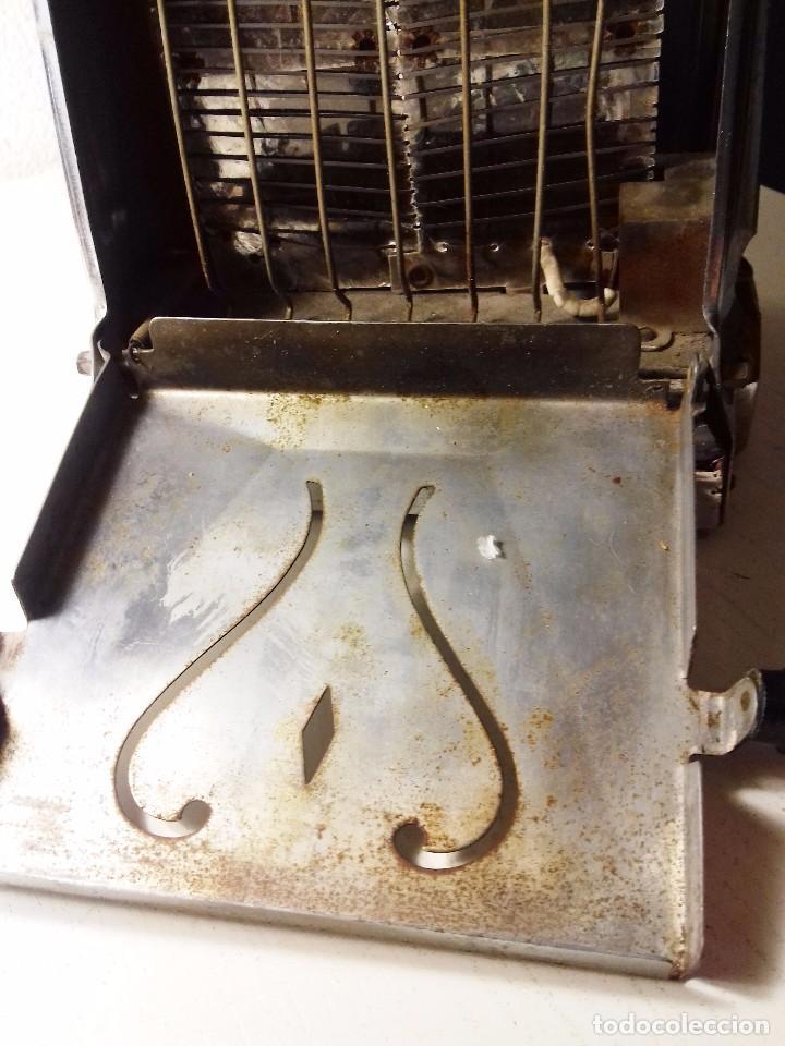 Antigüedades: tostadora VINTAGE FLUDOR. Argentina. - Foto 8 - 64393523