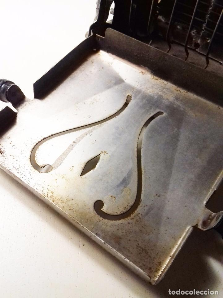 Antigüedades: tostadora VINTAGE FLUDOR. Argentina. - Foto 10 - 64393523