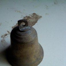 Antigüedades: CAMPANITA CON BADAJO. Lote 64396391