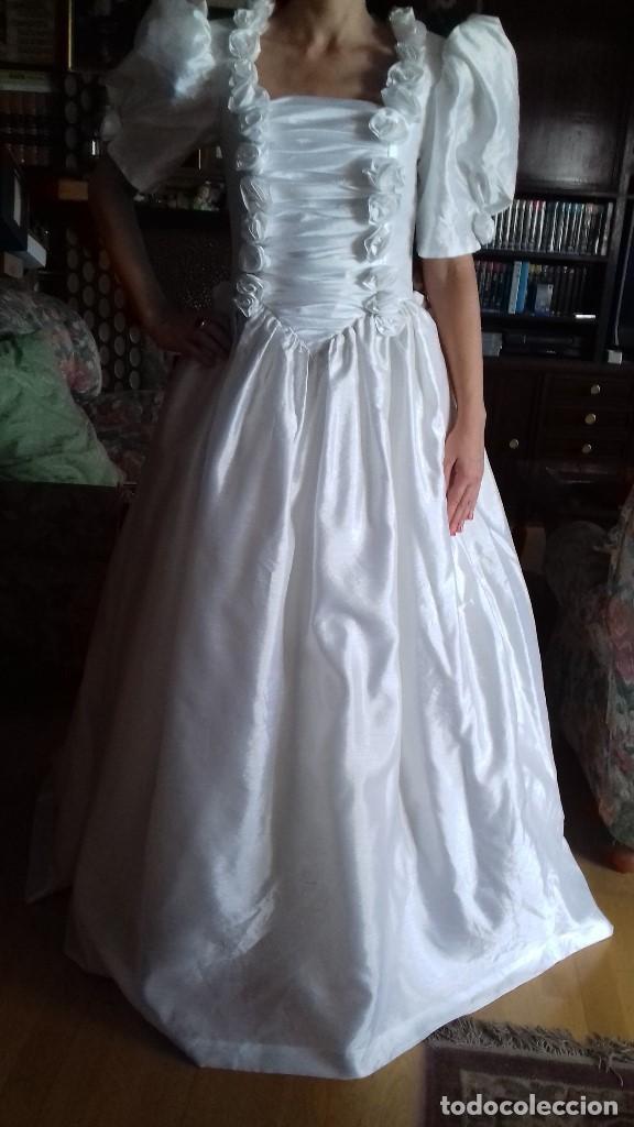Vestidos de novia aрів±os 90