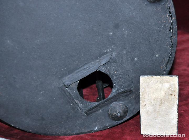 Antigüedades: ANTIGUA JAULA EN HIERRO DEL SIGLO XIX, PROCEDENTE DE URUGUAY (NARCISO CALBÓ Y MIRO) - Foto 10 - 64460455