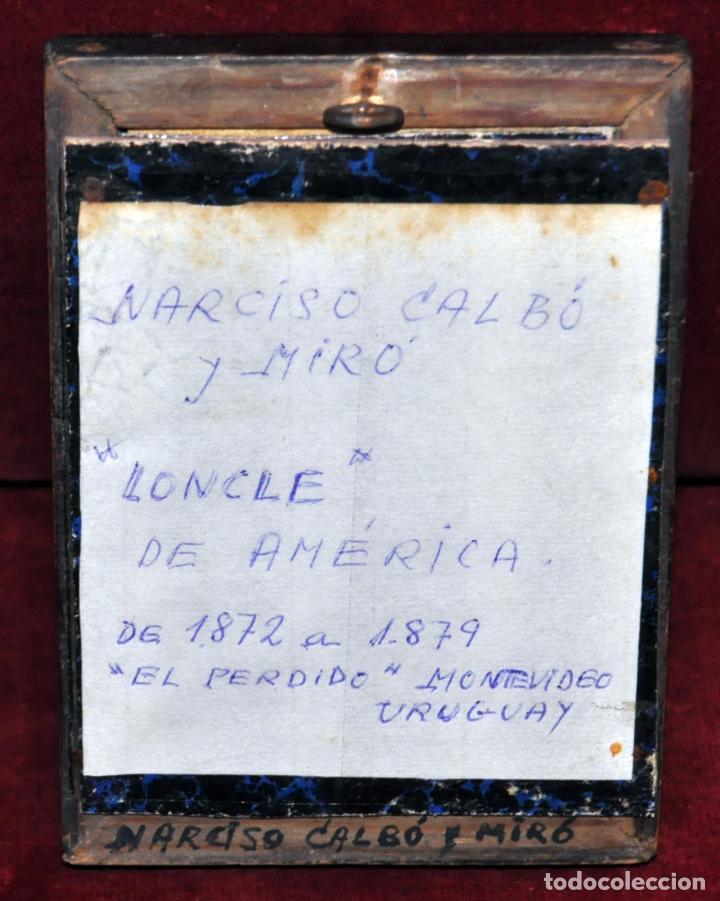 Antigüedades: ANTIGUA JAULA EN HIERRO DEL SIGLO XIX, PROCEDENTE DE URUGUAY (NARCISO CALBÓ Y MIRO) - Foto 12 - 64460455