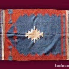 Antigüedades: ALFOMBRA - TAPIZ: KILIM ANATOLIA - TURQUÍA (167 X 105 CM.). Lote 64511631