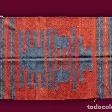 Antigüedades: ALFOMBRA - TAPIZ: KILIM ANATOLIA - TURQUÍA (160 X 107 CM.). Lote 64511903