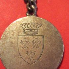 Antigüedades: ESCUDO HERALDICO.. Lote 64574979