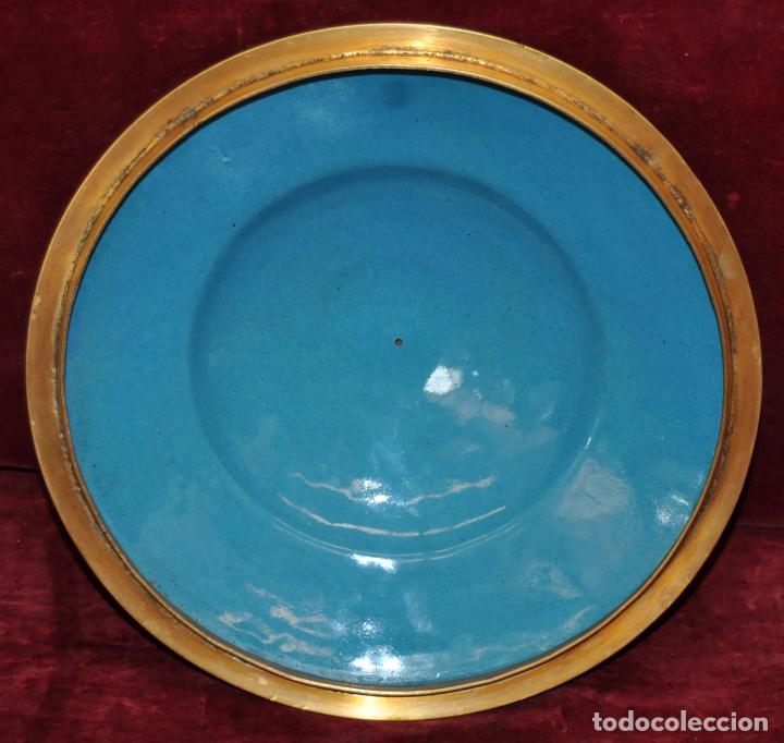 Antigüedades: BONITO POTICHE CHINO EN ESMALTE CLOISINNE (ROYAL PALACE) PRINCIPIOS SIGLO XX - Foto 13 - 64595319
