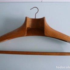 Antigüedades: GRAN PERCHA DE MADERA ARMADA. Lote 64763631