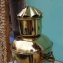 Antigüedades: FAROL ANTIGUO DE BARCO . Lote 64841025