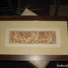 Antigüedades: CUADROS ANGELES. Lote 64851735