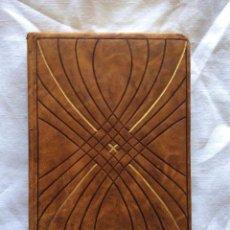 Antigüedades: MISSEL BIBLIQUE DES DIMANCHES ET FÊTES EDITIONS TARDY 1957 - 637 PAGES ILLUSTRÉE . Lote 64884839