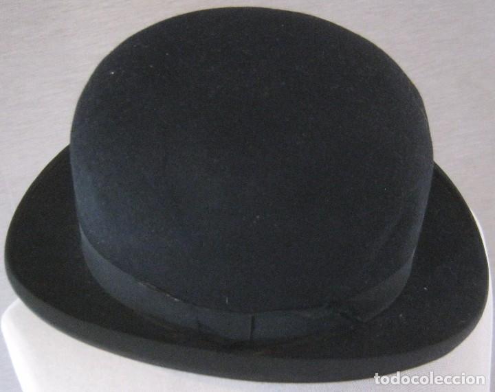 Antiguo sombrero bombín de caballero ppio.s. - Vendido en Venta ... 1725dad3bf71