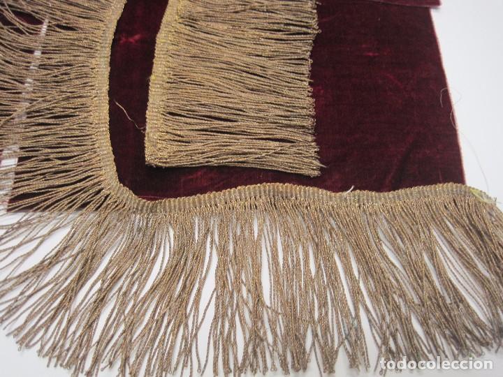 Antigüedades: FLECO ANTIGUO CANUTILLO ORO - Foto 2 - 64940463