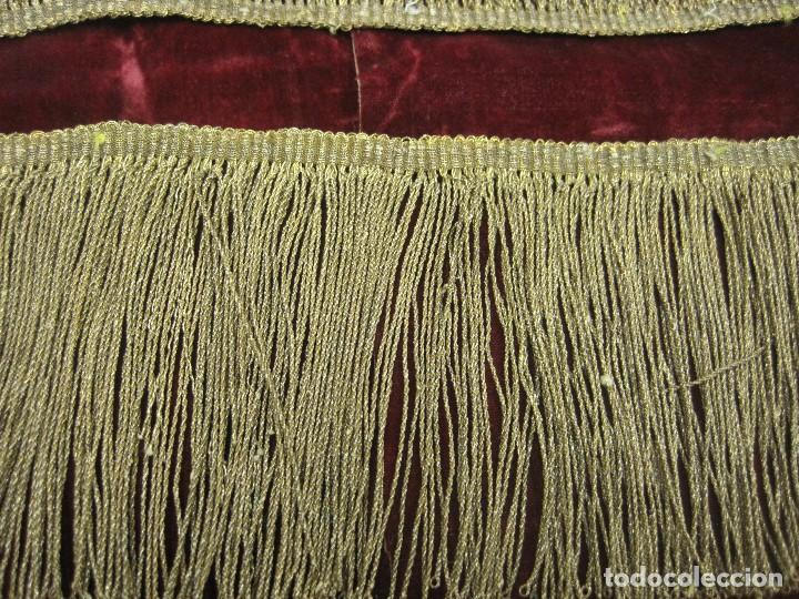 Antigüedades: FLECO ANTIGUO CANUTILLO ORO - Foto 4 - 64940463