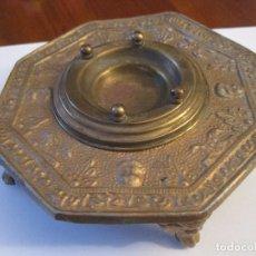 Antigüedades: BRASERO DE JUGUETE ANTIGUO. Lote 64974839