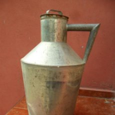 Antigüedades: CÁNTARA - LECHERA DE CHAPA PRINCIPIOS DEL XX. Lote 64981135