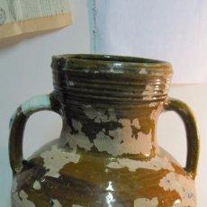 Antigüedades: CENTENARIA MEDIDA DE VINO MIRAVET TARRAGONA. Lote 64982147