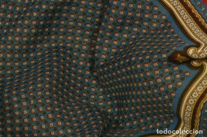 Antigüedades: MANTON MERINO - PAÑUELO - Foto 3 - 105012915