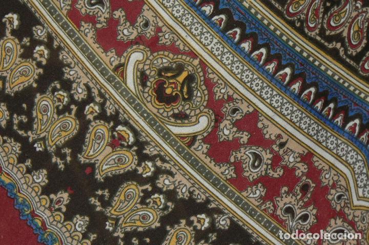 Antigüedades: MANTON MERINO - PAÑUELO - Foto 5 - 105012915