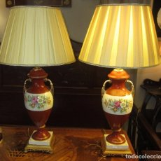Antigüedades: PRECIOSA LAMPARA. Lote 65462618