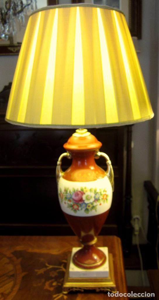 Antigüedades: PRECIOSA LAMPARA - Foto 2 - 65462618