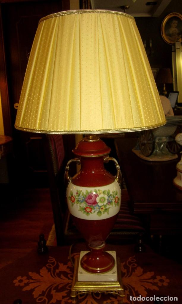 Antigüedades: PRECIOSA LAMPARA - Foto 3 - 65462618