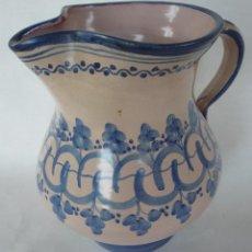 Antigüedades: VASIJA JARRON CERAMICA DE MUEL ALF/ARTE 19.5 ALTURA X 18 CM. DIAMETRO. Lote 65730238