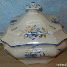 Antigüedades: LA CARTUJA DE SEVILLA - PICKMAN -. ANTIGUA Y RARA SOPERA - EN BUEN ESTADO GENERAL - . Lote 117134782