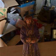 Antigüedades: CRISTO MEDINACELI DE OLOT . Lote 65865274