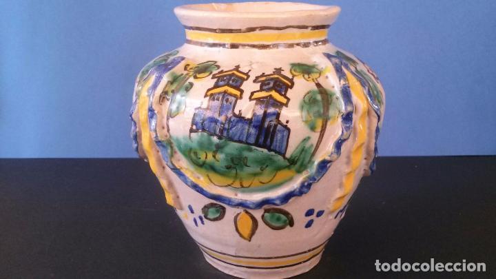 Antigüedades: Orza de cerámica de Triana (?) - Foto 2 - 65965530