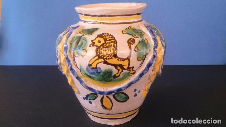 Antigüedades: Orza de cerámica de Triana (?) - Foto 3 - 65965530