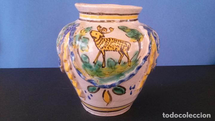 Antigüedades: Orza de cerámica de Triana (?) - Foto 4 - 65965530
