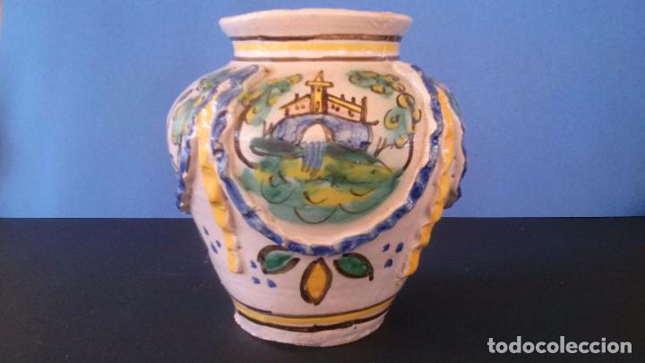 Antigüedades: Orza de cerámica de Triana (?) - Foto 5 - 65965530