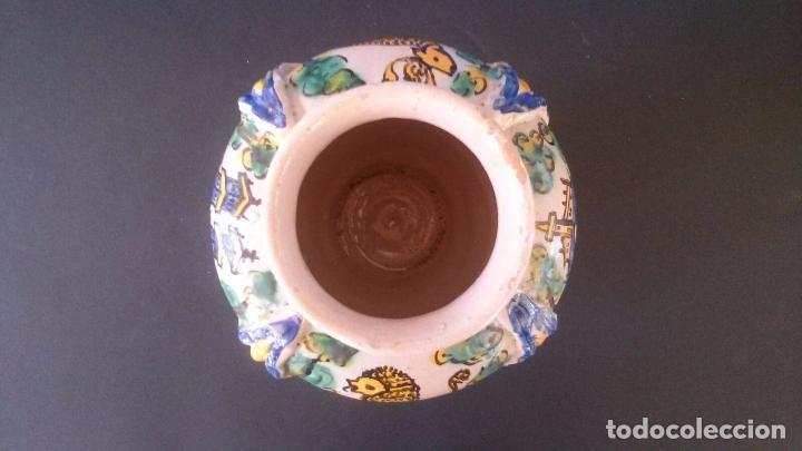 Antigüedades: Orza de cerámica de Triana (?) - Foto 6 - 65965530