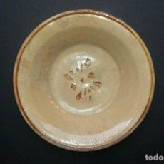 Antigüedades: C78.- PLAT / PLATO DE PIERA. Lote 65992686