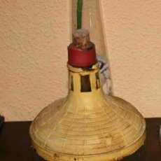 Antigüedades: GARRAFA PEQUEÑA DE CRISTAL - VER FOTOS. Lote 53524449
