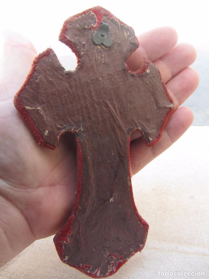 Antigüedades: Pila Benditera Cristo - Foto 3 - 66104094
