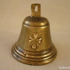 Antigüedades: CAMPANA BRONCE - SIN BADAJO. Lote 66129746