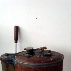 Antigüedades: FUMIGADORA DE COBRE DE PARIS.. Lote 66251310