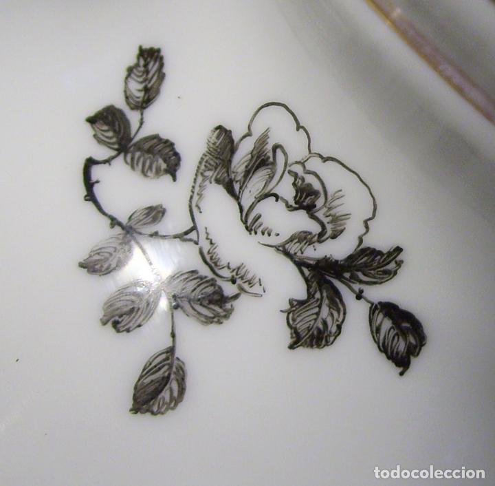 Antigüedades: JARRÓN DE OPALINA BLANCA - Foto 11 - 66302530