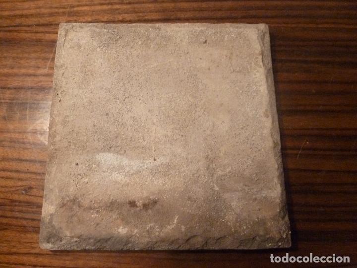 Antigüedades: AZULEJO TORO BANDERILLAS - Foto 2 - 66311990