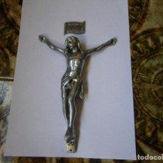 Antigüedades: ANTIGUO CRISTO SIN CRUZ ..VERRR . Lote 66439246