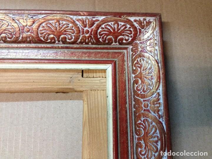 marco para cuadro medidas 84 x60 cm. - Comprar Marcos Antiguos de ...