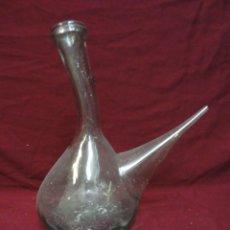 Antigüedades: PORRON VIDRIO SOPLADO. Lote 66502986