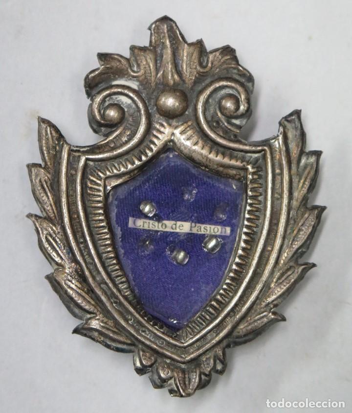 ANTIGUO RELICARIO DEL CRISTO DE PASION. SEVILLA (Antigüedades - Religiosas - Relicarios y Custodias)