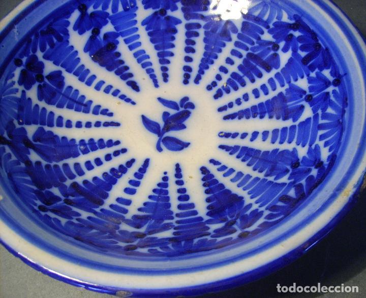 Antigüedades: PLATO CERÁMICA DE TALAVERA XVIII - XIX - Foto 7 - 66746506