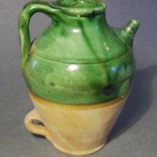 Antigüedades: BOTIJO ( POAL ) DE TERRISSA CATALANA XX . Lote 66746714