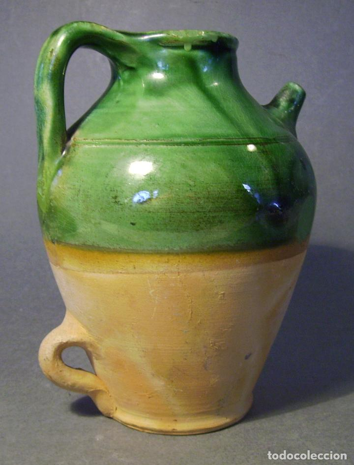 Antigüedades: BOTIJO ( POAL ) DE TERRISSA CATALANA XX - Foto 8 - 66746714