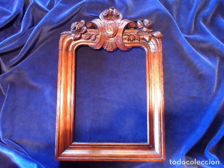 precioso marco isabelino, madera de roble, extr - Comprar Marcos ...