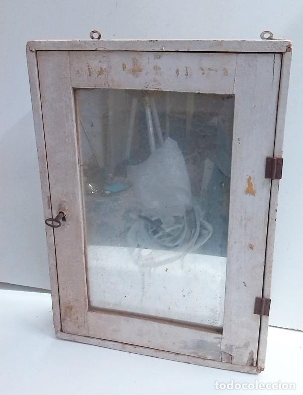 Antiguo botiquin o mueble romi de ba o para re comprar for Mueble botiquin bano